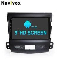 Navivox 9 2 Din Android 7 1 2 Car GPS Navigation Stereo Audio Ram2 Rom32G PlayerFor