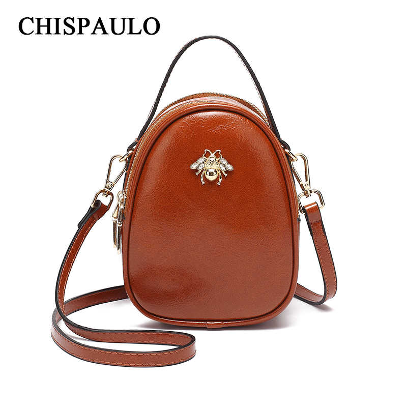 472a1f6986 New Fashion Women Messenger Bag Brand Designer PU Leather Female Shoulder  Bags Luxury Little Bee Woman