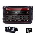 БЕСПЛАТНАЯ ДОСТАВКА ReadyStock продажи Завода OEM fit радио rns510 для VW passat jetta поло Автомобильный DVD GPS Стерео для гольфа автомобиля мультимедиа RDS