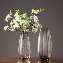 Simple American hydroponic glass vase for wedding decoration centerpieces terrarium flower vases nordic home