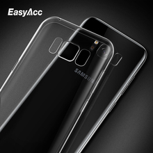 цены TPU & Acrylic Transparent Back Cover Ultra Slim for Samsung Galaxy S8 &S8 Plus Full Protective Case for Samsung Galaxy S8 Case