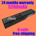 JIGU Аккумулятор для Ноутбука Toshiba Satellite A660 C640 C650 C655 C660 L510 L630 L640 L650 U400 PA3817U-1BRS PA3816U-1BAS