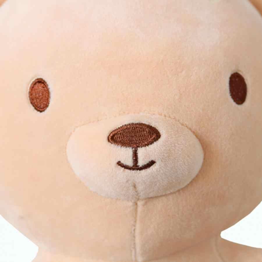 Детская безопасность, милая плюшевая кукла, медведь, плюшевая игрушка по мотивам мультфильма, плюш, подушка, высвобождение стресса, детские игрушки в виде животных