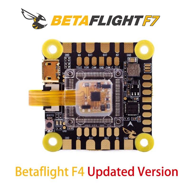 100% 정품 betaflight f7 rv1 비행 컨트롤러, diy rc 레이싱 무인 항공기 용 4 개의 uarts betaflight f4 업데이트 버전-에서부품 & 액세서리부터 완구 & 취미 의  그룹 1