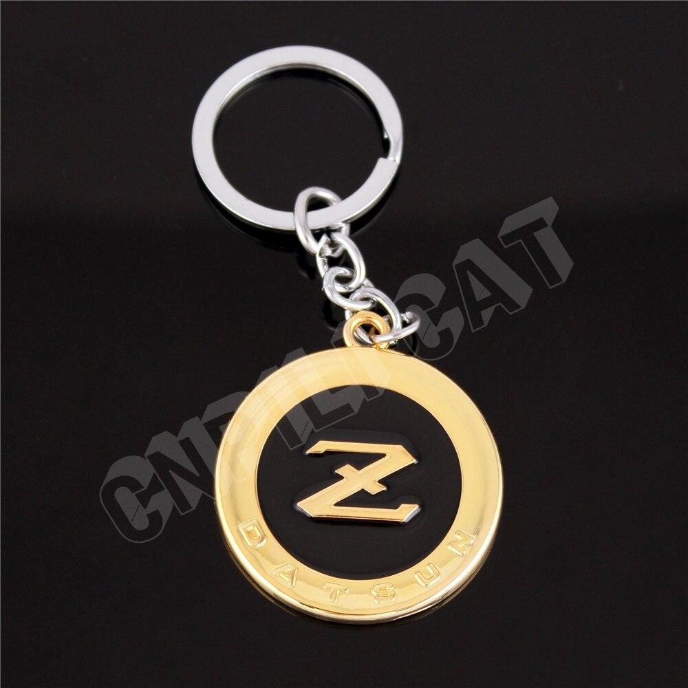 3D Silver Z Car Front Grille Body Emblem for NISSAN 350Z 370Z Fairlady Z Z33 Z34