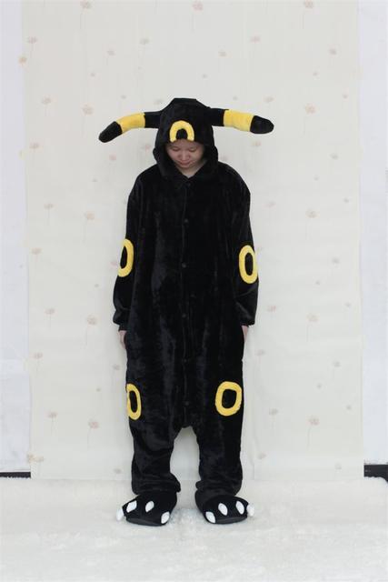 Anime Pokemon Cosplay Costume adulto umbreon onesies pijamas kigurumi  Pikachu para las mujeres hombre Pijamas unisex fe24aab9f75d