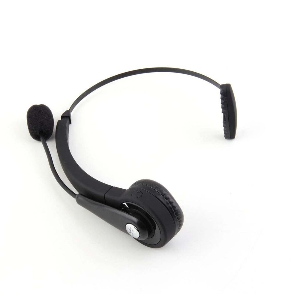 5PCS Bluetooth Wireless Headset Headphone Earphone For Sony PlayStation 3 PS3