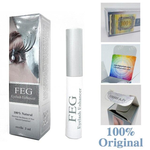 e256dd47041 FEG Eyelash enhancer 100% Original FEG eyelash growth treatment eyelash  enhancer serum eyelash liquid