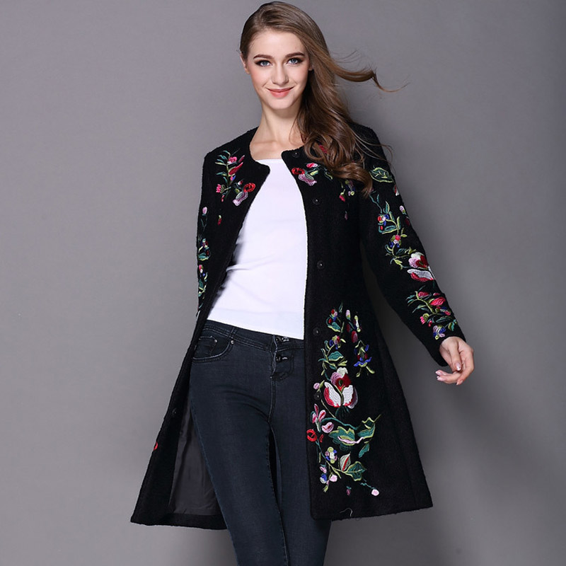 Shop our Collection of Women's Embroidered Jackets at ingmecanica.ml for the Latest Designer Brands & Styles. FREE SHIPPING AVAILABLE!