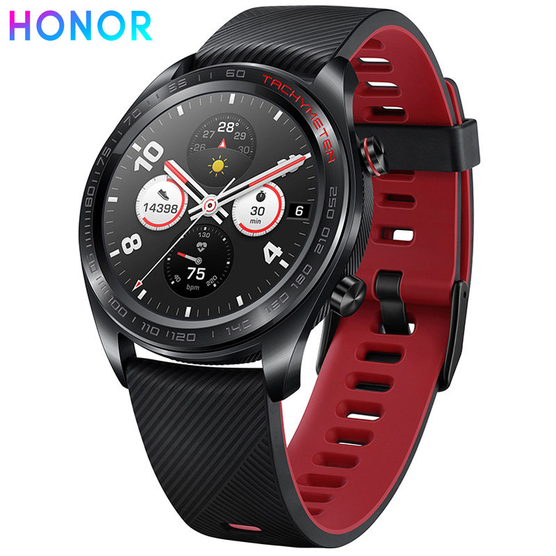 Original Huawei Honor Watch Magic Sport Sleep Run Cycling Swimming GPS Long Battery Life Heart Rate Fitness Tracker Smartwatch