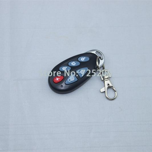 5pcs/lot 433MHz PB-403R Wireless Keychain Remote Controller arm/disarm Focus Home Alarm System ST-IIIB, ST-VGT 5pcs fura keychain