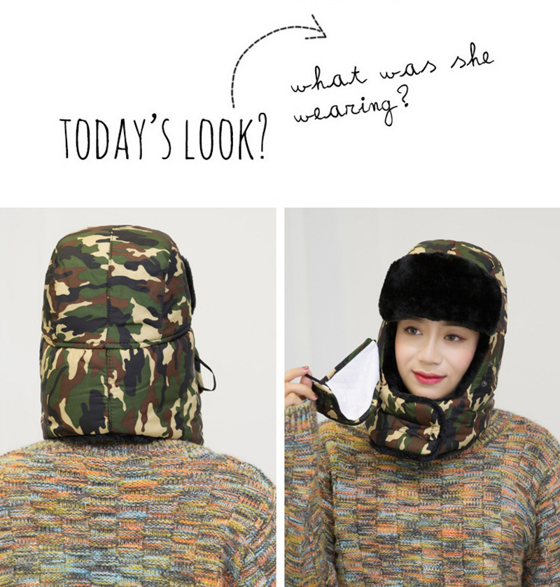 HTB1jM8Ke8WD3KVjSZKPq6yp7FXai Winter Thermal Hiking Caps,Camouflage Warm Ear Neck Protector with Breathing Valve,Women Men Sports Ski Hats facemask
