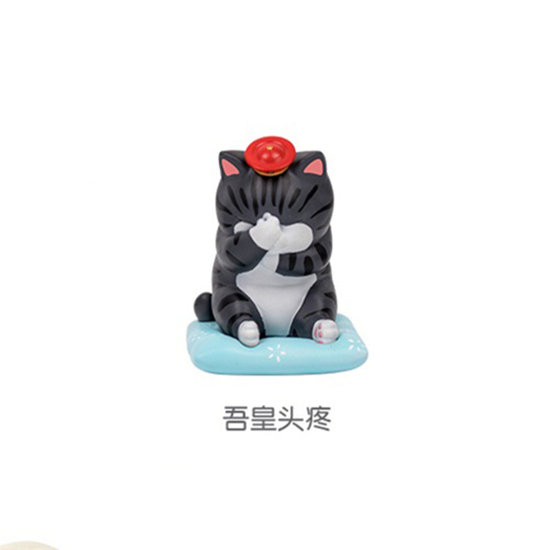 Wuhuang 52toys Cats Dogs Fashion Toys Ornament Model Dolls Blind Box