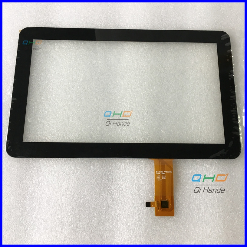 New For DH101351-FPC354V02 10.1 inch tablet touch screen Panel Digitizer Sensor Replacement Parts free shipping for sq pg1033 fpc a1 dj 10 1 inch new touch screen panel digitizer sensor repair replacement parts free shipping