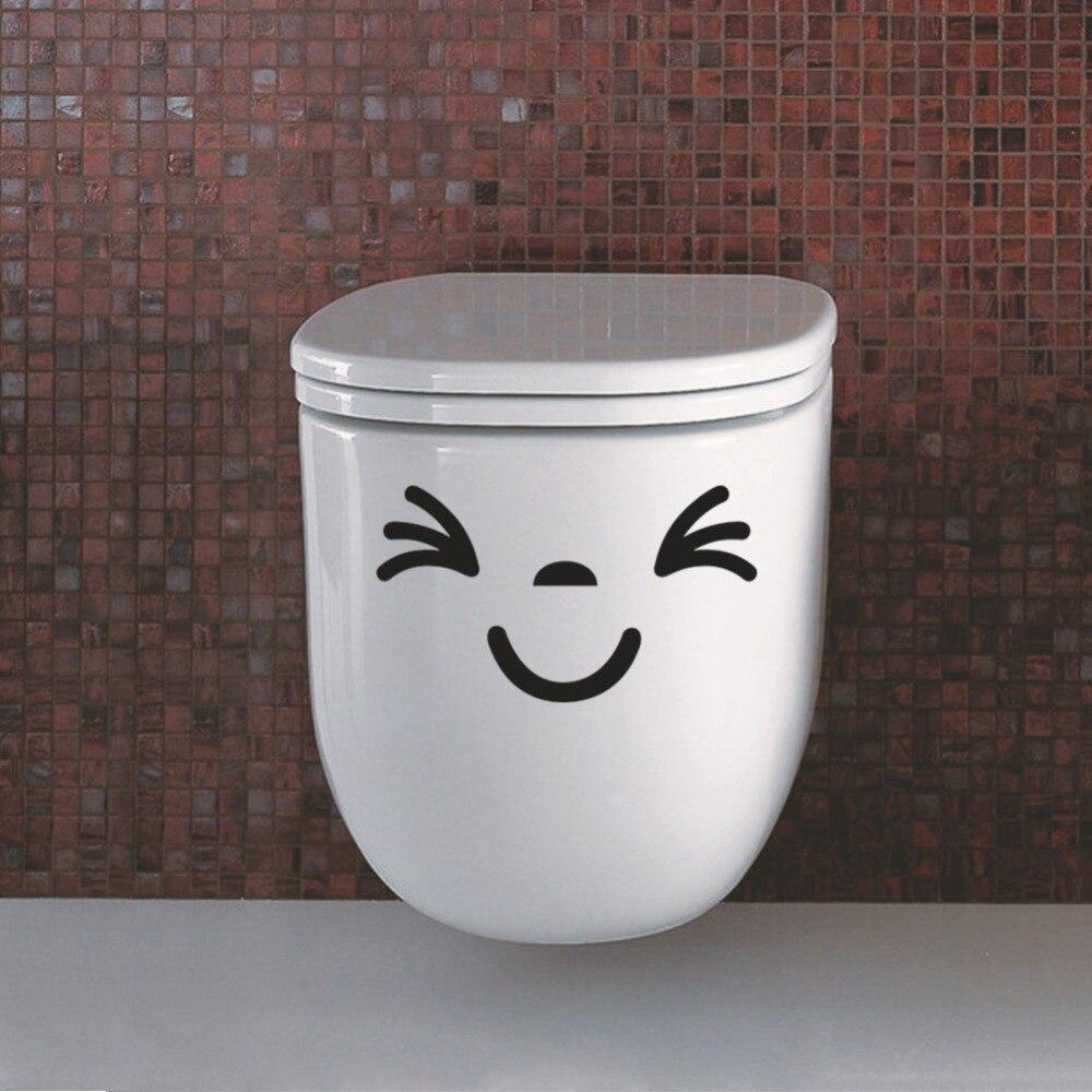waterproof bathroom toilet sticker door glass stickers wall decal 314 home decoration vinyl art pvc posters 5.5