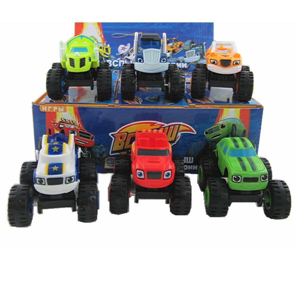 Машина монстр игрушка