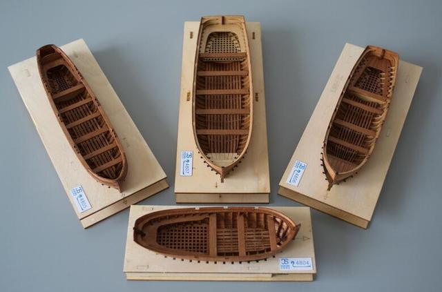 Wooden Models Kits For Adult Model Wood Boats 3d Laser Cut Kids ...