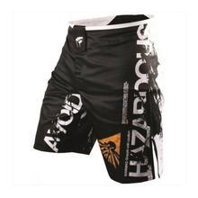 WTUVIVE MMA guantoni da boxe per il fitness sport di personalità traspirante sciolti di grandi dimensioni pantaloncini Thai pugno di pantaloni da corsa combatte sanda pretorian