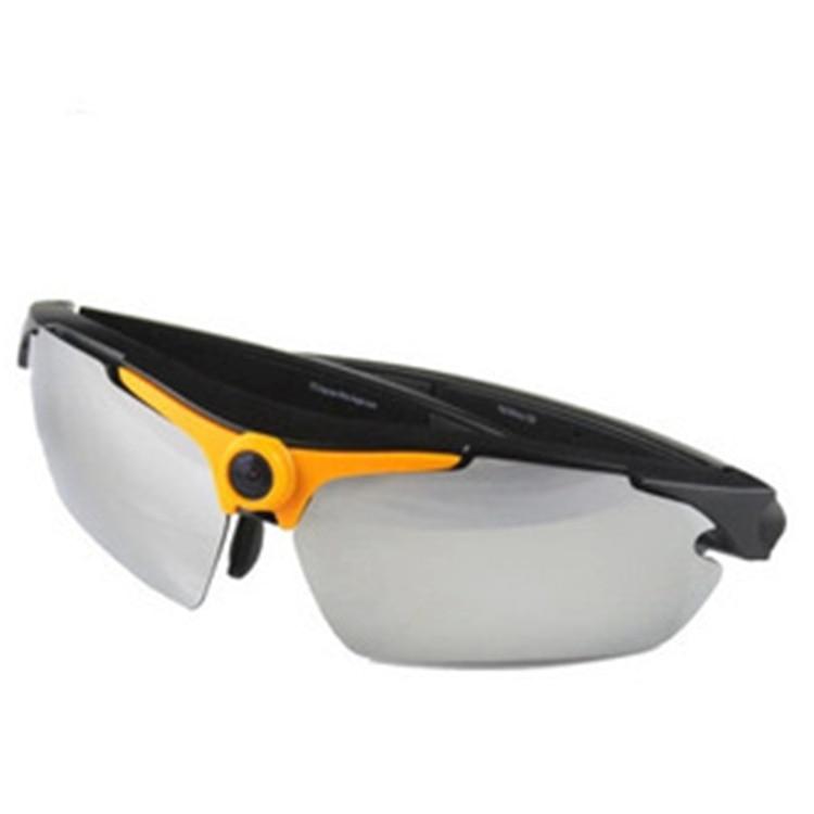 Здесь продается  720P bicycle riding glasses HD outdoor sports camera DV with remote control  Безопасность и защита