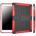 For iPad Air 2 Case shockproof Designer Tablet silicon+tpu+pc Cover 9 inch For Apple iPad 6 Case