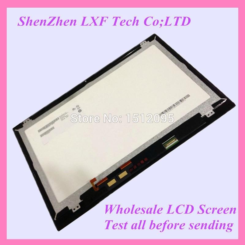 14 For Acer Aspire V5-473 V5-473PG Touch Screen with  B140XTN02.4 LCD Assembly new 15 6 for acer aspire v5 571 v5 571p v5 571pg v5 531p touch screen digitizer glass replacement frame