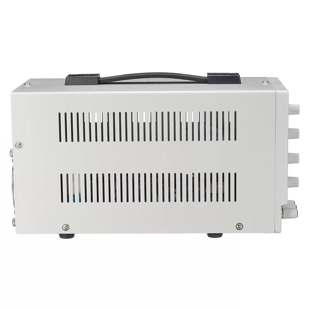 Nouveau PS-3010DF 4 chiffres affichage 30V 10A laboratoire DC alimentation réglable USB charge réparation commutation alimentation régulée - 4