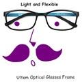 Ultra Light Colorful Ultem Optical Glasses Frame for Prescription Eyeglasses  Cute Sweet Women Glasses Frames