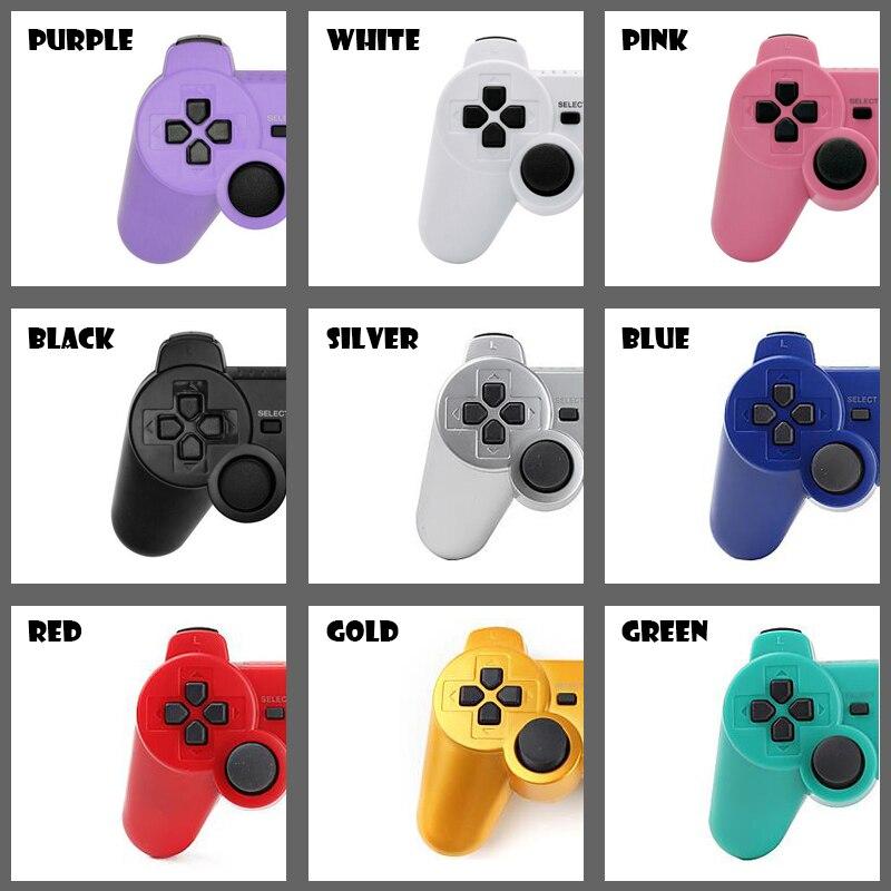 Para SONY PS3 Controlador Do Bluetooth Gamepad para Play Station 3 Consola Joystick Sem Fio para Dualshock 3 SIXAXIS Controle