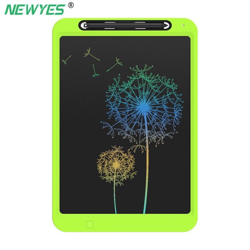 NeWYeS 12 pouces dessin tablette écran coloré graphique électronique LCD écriture Doodle conseil écriture papier enfants cadeau avec stylo