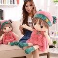 O 60 cm nova hwd angela boneca plush toys presentes de natal para meninas frete grátis