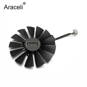 colorful geforce gtx 1660 ti graphics card 96MM FDC10U12D9-C 6Pin Cooling Fan For ASUS PH-GTX 1660 TI-O6G PH-GTX1660TI -6G GTX 1660Ti ITX Graphics Card Cooler Fan