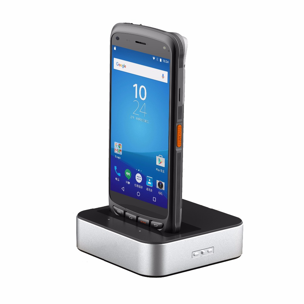 5 2 industrial ip67 exterior robusto a prova d agua telefone inteligente 4g 1d 2d barcode