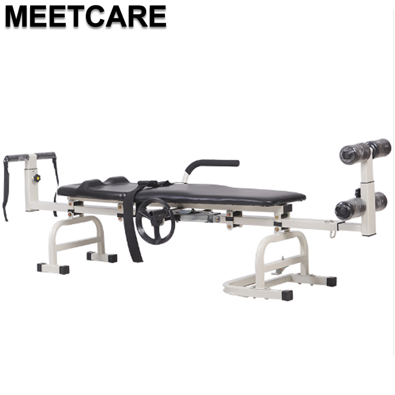 Therapy Massage Bed Cervical Lumbar Lumbar Disc Herniation Traction Table Body Stretching Device Remove Fatigue Minor