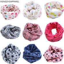 O коллекция шарф воротник шеи новая девочки хлопка мальчики весна кольцо