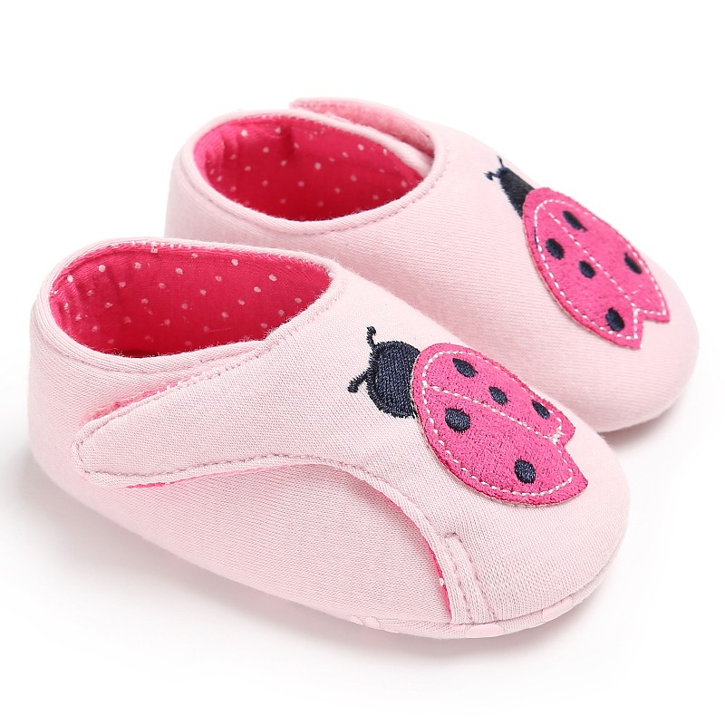 Baby Shoes Infant Toddler Boys Girls Cartoon First Walkers Newborn Baby Soft Bottom Prewalkers
