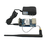 Drahtlose WiFi Modul Uart Serial Port RS232 RS485 zu Ethernet Modul Bord RM04 Entwicklung Kit Industrie Grade Intelligente Hom|Zugangs Control Kits|Sicherheit und Schutz -
