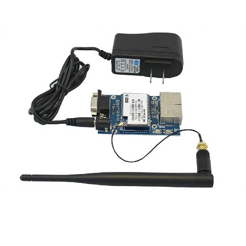 Беспроводной модуль Wi-Fi UART последовательный порт RS232 RS485 для оптоволкна вай-зарядная Модульная плата RM04 Набор для разработки промышленных Класс интеллигентая (ый) Hom