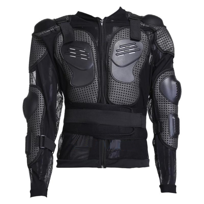 Image 2 - Chest Body Armor/Protector Shoulder Riding Gear M XXXL Motorcycle MX Hot sale