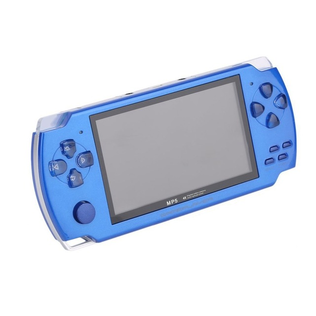 ONLENY 4.3 Inch 480*272 High Speed TFT Display Hand-held Video Game Console Player