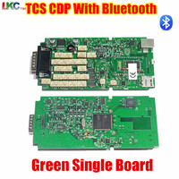 2016 Hot Selling TCS CDP 2014R2 R3 Without Bluetooth New Green Single Board VCI Diagnostic Scan