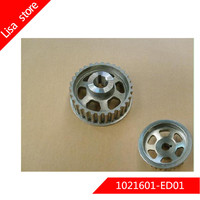 1021601 ED01 FUEL PUMP PULLEY FOR GREAT WALL HAVAL H3 H5 GREAT WALL WINGLE 5 WINGLE 6 GW4D20