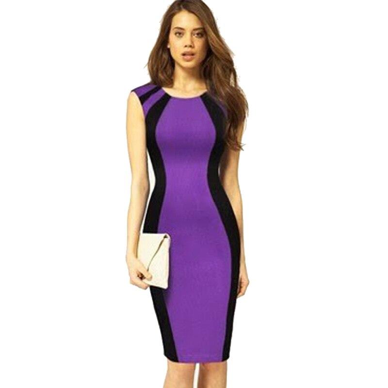 Aliexpress.com : Buy New Fashion Elegant O neck Sleeveless ...
