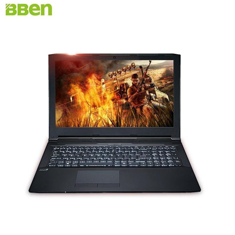 BBen G156M Laptop Gaming Computer Intel i5 6300HQ NVIDIA GeForce 940MX 16G RAM 2