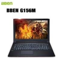 Bben 15.6 «Окна 10 Записные книжки ноутбук для игр четыре ядра Intel I5-6300HQ Процессор процессор DDR3 8 ГБ Оперативная память + 256 ГБ M.2 SSD + 1000 ГБ HDD