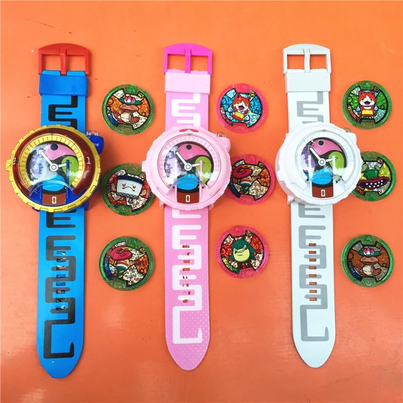 Popular yokai watch buy cheap yokai watch lots from china for Porte medaillon yokai watch
