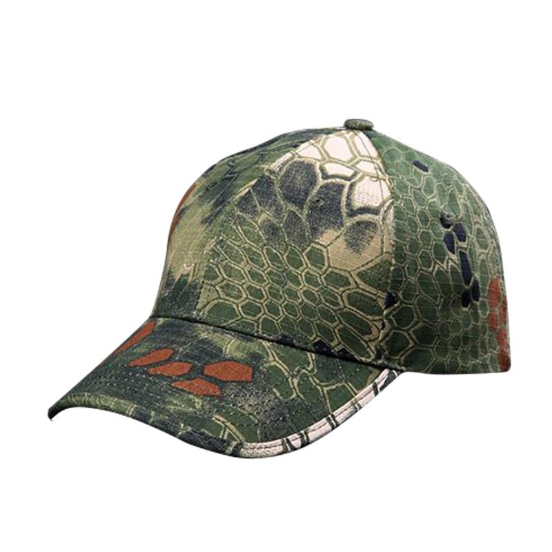 Buy 2017 cool rattlesnake boa camo for Camo fishing hat