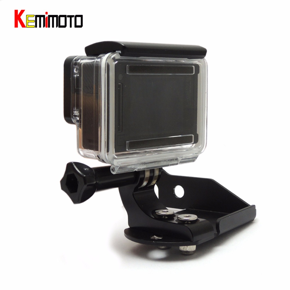 KEMiMOTO R1200GS Front Bracket LED for Go Pro for BMW R1200GS Adventure R 1200 GS LC 2013 2014 2015 Motorcycle Parts акрапович для бмв r1200gs 2013