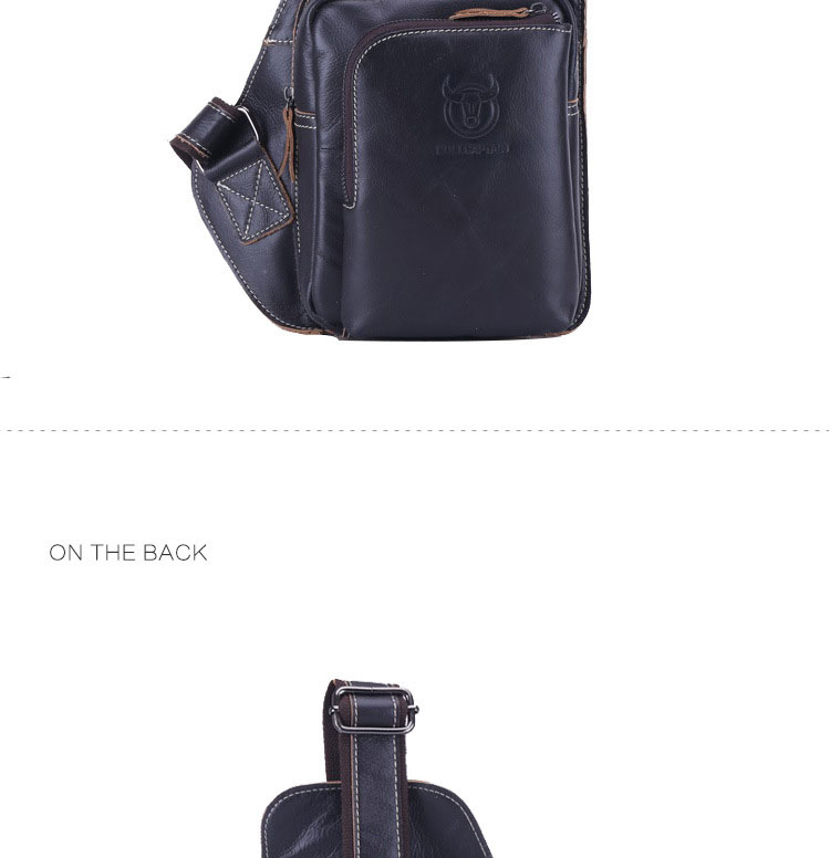 Topdudes.com - High Quality Genuine Leather Vintage Chest Bags