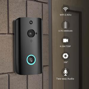 Smart Wireless Doorbell Video