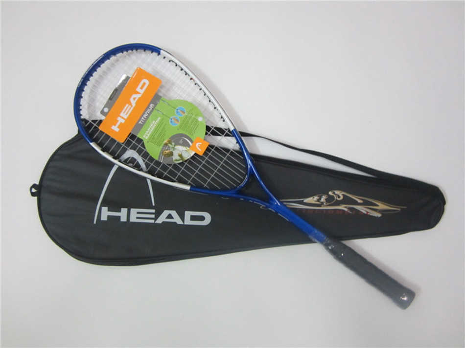 HEAD Carbon Aluminum Integrally Squash Racket With Bag Alucarbon Squash Raquete Carbon Graphite Raquetes Squash Raket Men Women